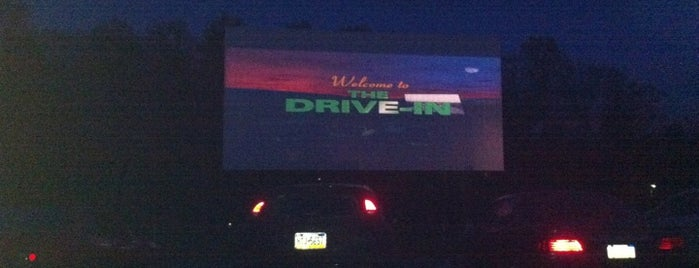 Becky's Drive-In Theatre is one of TAKE ME TO THE DRIVE-IN, BABY.