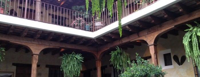 Hotel Meson de Maria is one of Lugares favoritos de Rodrigo.