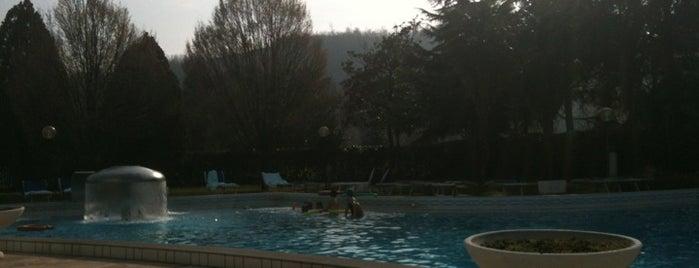 Montegrotto Terme is one of Veneto best places 2nd part.