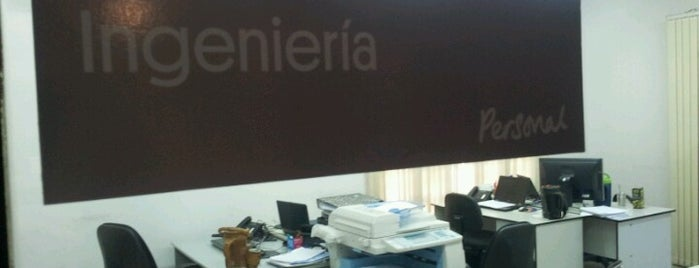 Personal - Gerencia Técnica is one of Oficinas de Personal Paraguay.