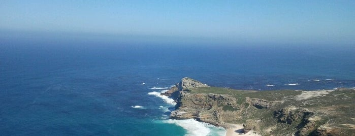 Cape Point Lighthouse is one of Cape Town List.