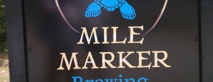 Mile Marker Brewing is one of Lieux qui ont plu à Jeremy.