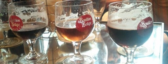 Le Bouillon Belge is one of Beer Map.