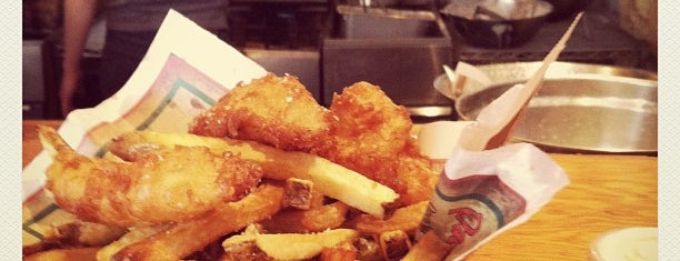 Pike Street Fish Fry is one of Lost in Seattle.