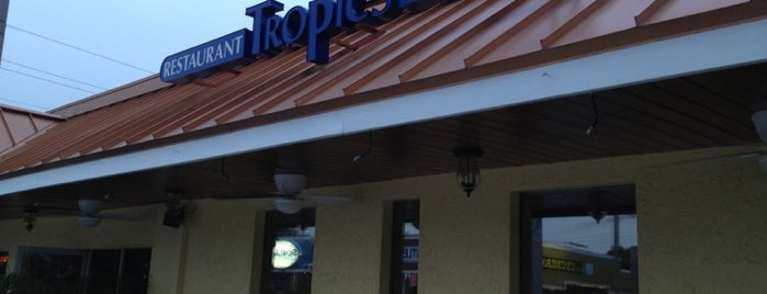 Tropics Piano Bar & Restaurant is one of Gayborhood #VisitUS.