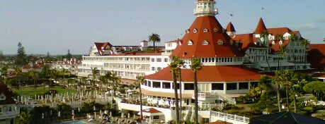 Hotel del Coronado is one of Keeping It Local:  10 Must See Places in SD.