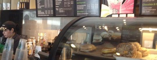 Starbucks is one of Orte, die Shamika gefallen.