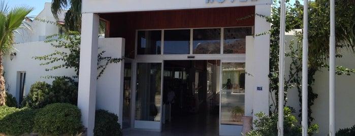 Medisun Hotel is one of Orte, die Yunus gefallen.