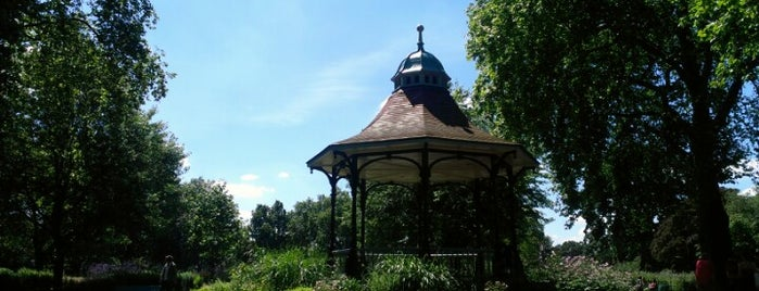 Myatt's Fields Park is one of Posti che sono piaciuti a Ricardo.