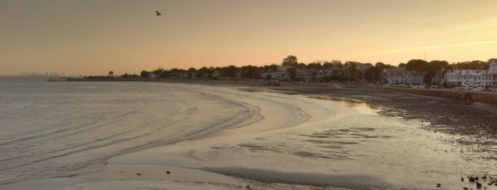 Swampscott Beach is one of Posti che sono piaciuti a Andrew.