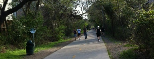 Katy Trail is one of ILiveInDallas.com's Fun Things to Do in Dallas.
