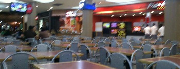 Patio de Comidas - Shopping del Sol is one of Nicolás : понравившиеся места.