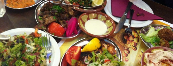 Al Balad is one of Middle East in London.