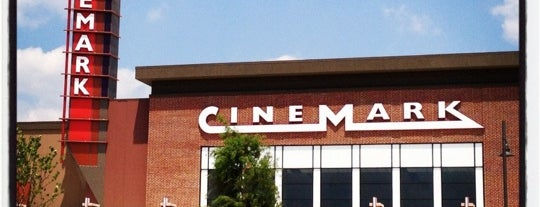 Cinemark is one of The 13 Best Movie Theaters in Fort Worth.