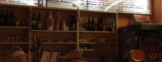 Pizzeria Conchiglia is one of Lieux sauvegardés par N..