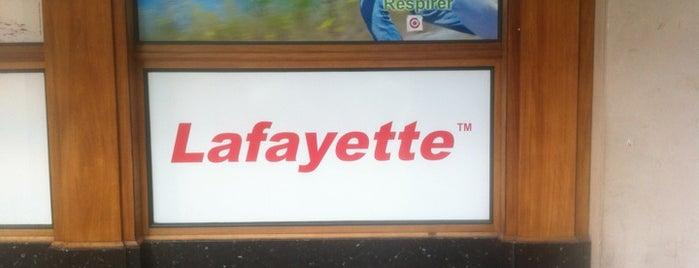 Pharmacie Lafayette is one of Pharmacies.