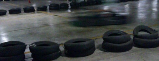 Drift Kart Indoor is one of Goiânia Shopping.