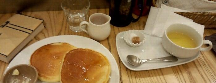 Cafe Fermata is one of おいしいパンケーキ&ホットケーキ屋さん.