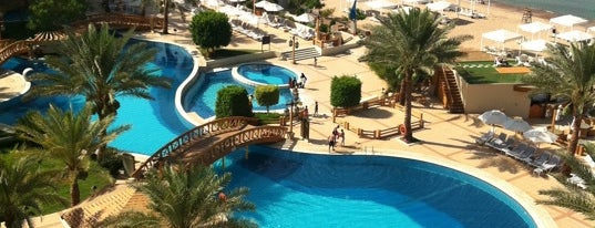 InterContinental Aqaba (Resort Aqaba) is one of Oteller.