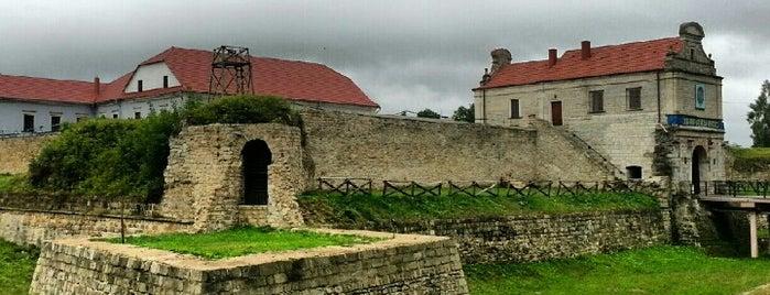 Збаразький замок / Zbarazh Castle is one of Locais curtidos por Oleg.