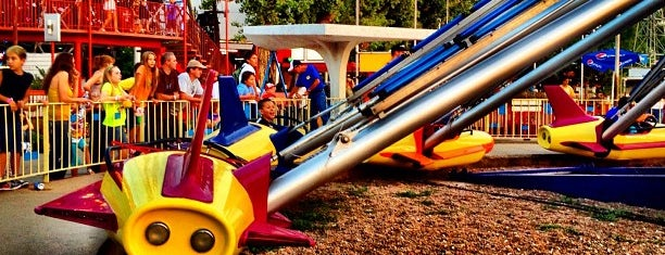 Lakeside Amusement Park is one of Sights to See in Denver, CO.