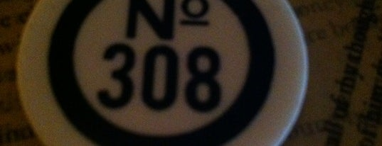 Bar No. 308 is one of Nashville.