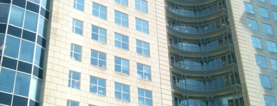 Crescent Court is one of Philip Johnson Dallas Tour.