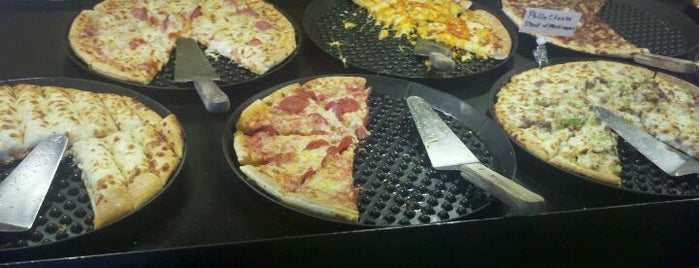 Pizza ranch is one of Kurt'un Beğendiği Mekanlar.