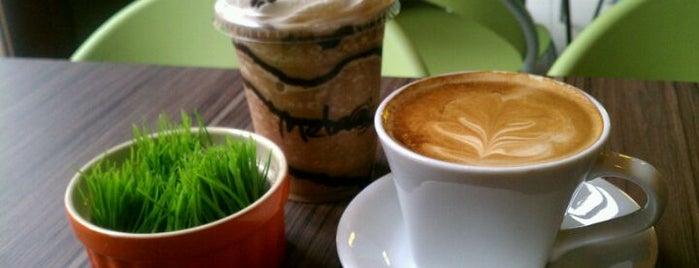 Melao Coffee Shop is one of สถานที่ที่ Gabriella ถูกใจ.