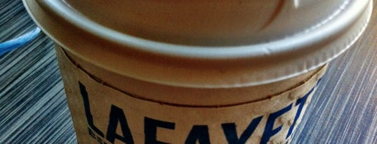 Lafayette Espresso Bar + Marketplace is one of Coffee.