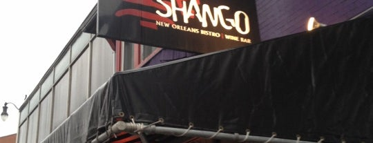 Shango New Orleans Bistro & Wine Bar is one of Restaurants I want to Try.