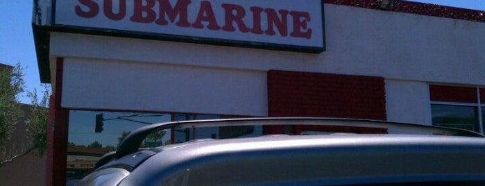 Mr Submarine is one of Posti salvati di Ulises.
