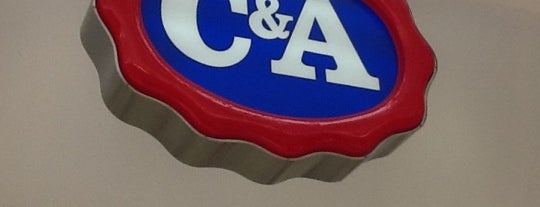 C&A is one of My places.