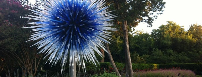 Dallas Arboretum and Botanical Garden is one of Best of DFW.