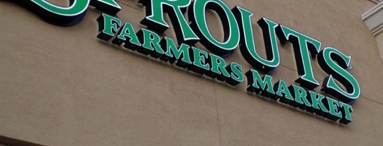 Sprouts Farmers Market is one of Lugares guardados de Toni.
