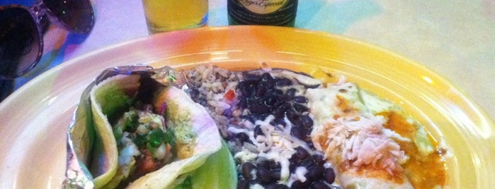 La Playa Mexican Grill is one of Best Port Aransas, TX restaurants.