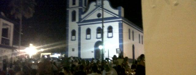 Igreja de São Benedito is one of Lugares favoritos de Wayne.