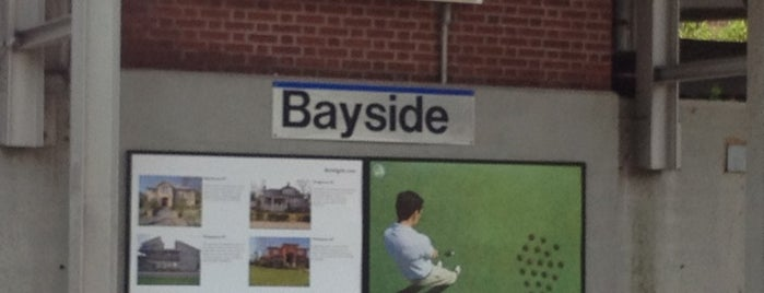 LIRR - Bayside Station is one of Locais curtidos por Mei.
