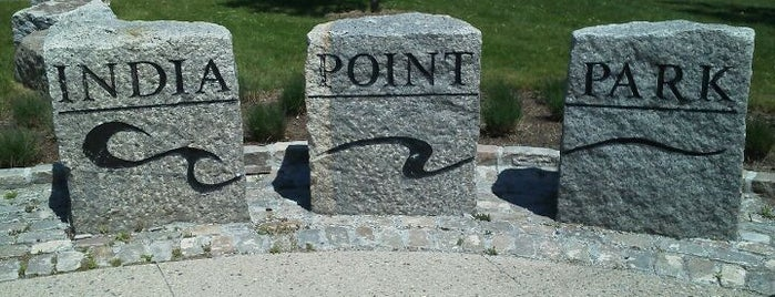 India Point Park is one of Rhode.