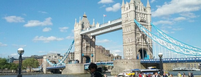 Torre de Londres is one of wonders of the world.