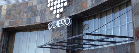 Quiero is one of Mónicaさんの保存済みスポット.