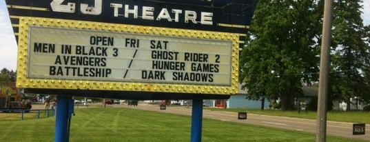 US 23 Drive-In Theater is one of TAKE ME TO THE DRIVE-IN, BABY.