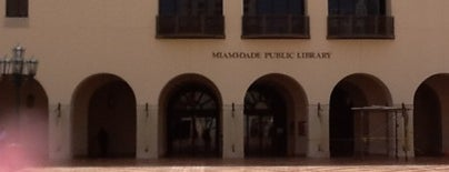 Main Library - Miami-Dade Public Library System is one of Miami: history, culture, and outdoors.