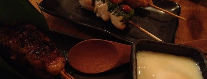 Yakitori Zai is one of Best places to eat & drink in Boston.