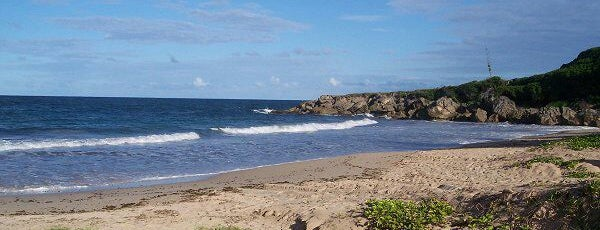 Skeets Bay is one of Barbados.
