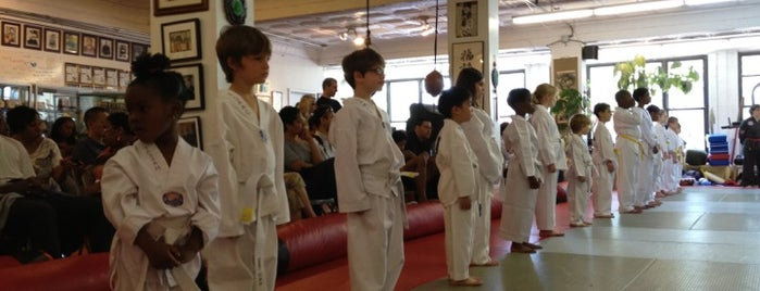 World Martial Arts Center is one of kid stuff.