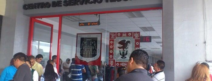 Centro De Servicio Tesoreria is one of Daniel 님이 좋아한 장소.