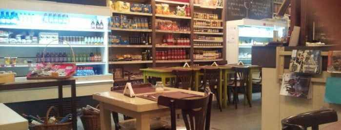 Natural Deli is one of ¡buenos aires querida!.