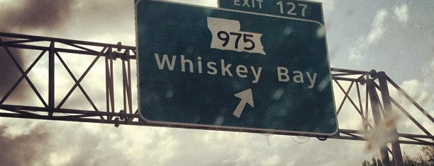 Whiskey Bay is one of California, CA.