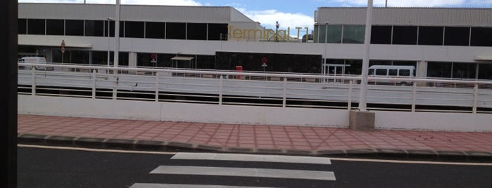 Aeropuerto de Lanzarote (ACE) is one of Airports - Europe.